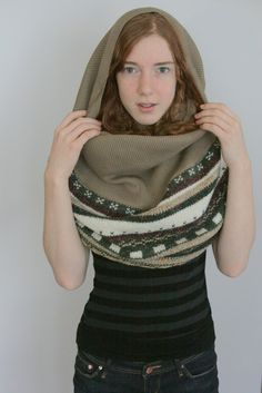 30 Creative and Cool Ways To Reuse Old Sweaters (35) 10