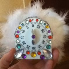 Timer I made for cosmetology school!