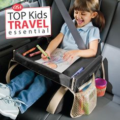 Taking a road trip?  Check out our exclusive Deluxe Snack & Play Kids Travel Tray to help make the trip a little smoother.