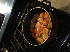 Orange peel and cinnamon on the stove. The smell of autumn.