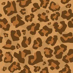 Leopard Skin Print Shelf Paper! Love it, want it....