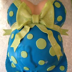 Really cute #Baby #Shower #cake