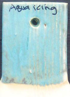 Crystalline Aqua Icing ^6 ox. | Flickr - Photo Sharing!