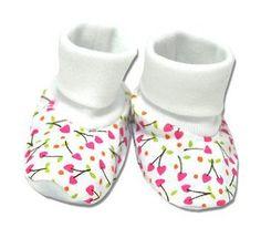 Preemie booties