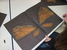 Kindergarten Insect Art