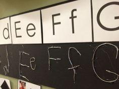 Fairy Dust Teaching Kindergarten Blog: A Reggio Inspired Classroom