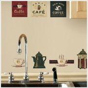 kitchen or coffee shop
