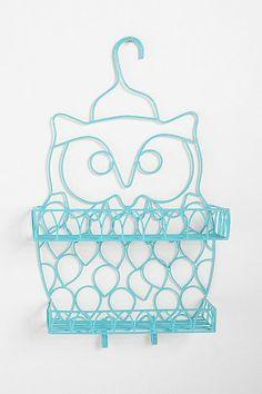 Owl Shower Caddy