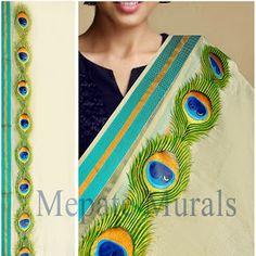 Kerala mural art on pinterest fabric painting murals for Asha mural painting guruvayur