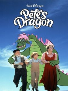 Pete's Dragon: Helen Reddy, Jim Dale, Mickey Rooney, Red Buttons