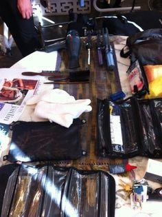 trina turk, onlin shop, women onlin, fashion week, hair prep, york fashion, week inspir