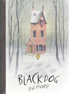 Black Dog {Levi Pinfold}