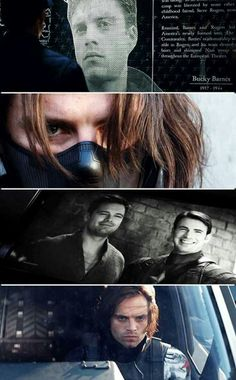 Bucky - The Winter Soldier