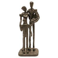 Famille Statue