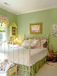 If I had a little girl bedroom