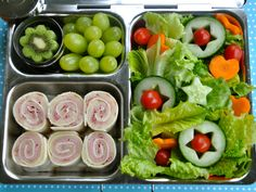 Great site to help with lunch inspiration! @BentOnBetterLunches