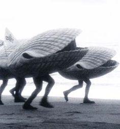 """good crab, keep clam"""