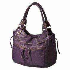 Bueno Dark Purple Shoulder Bag $34.99
