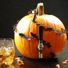 Pumpkin keg and harvest sangria by TastyTrials