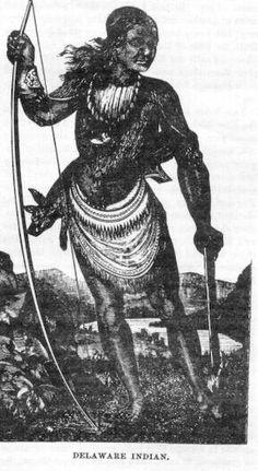 Delaware Indian