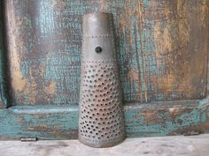 Early Handmade Grater.....