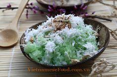 Pandan Sticky Rice Recipe (xoi la dua)