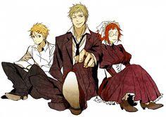 butler kuroshitsuji, animemanga, anim problem, finny black butler, anim mania