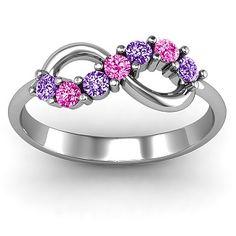 Infinity Ring | Jewlr