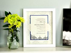 Remember the day forever: Beautiful DIY invitation artwork