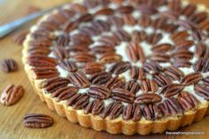 The View from Great Island | Pecan Pie Shortbread