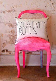 Creativity rules via mimou