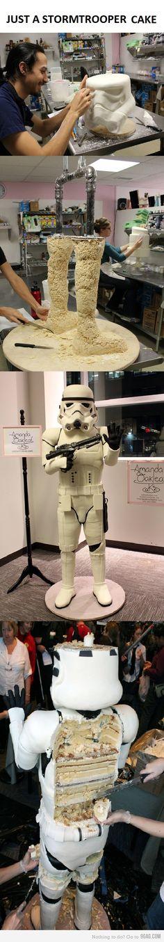 StarWars, Stormtrooper