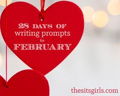 28 Days of Writing Prompts - The SITS Girls