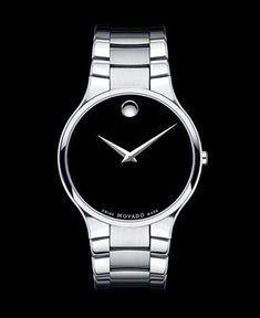 MEN'S MOVADO WATCH..A nice watch is a necessity..