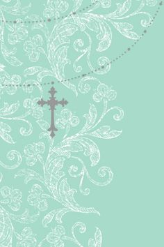 Damask Baptism Thanks - Mint TEMPLATE: 119862 By Roxanne Buchholz 4 x 6 Greeting Card  An elegant and meaningful baptism thank you and remembrance of baptism for baby or other baptismal candidate. - See more at: http://www.heritagemakers.com/gallery/#/t/119862