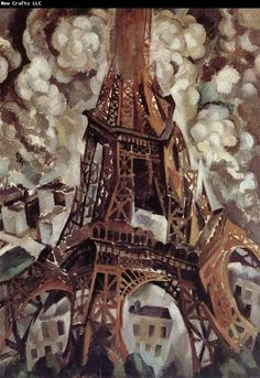 AQA A2 themes - Towering Structures www.dunottarschool.com Robert Delaunay Eiffel Tower