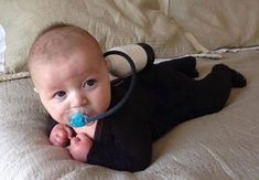 Cutest scuba diver costume ever!