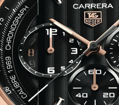 TAG Heuer Debuts Carrera Calibre 1969 Limited Edition