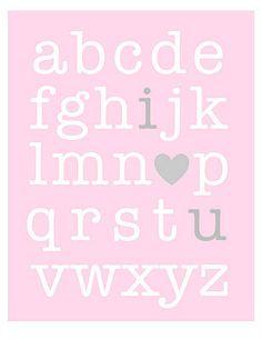 free printable valentine's word art