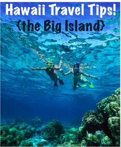 10 Things to See and Do on The Big Island of Hawaii!  #travel #hawaii