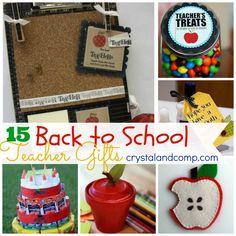 """Teach Gift Ideas.....like the """"Teacher's Treats"""" favorit idea, dyi gift, teacher gifts, gift ideas, backtoschool gift, school teacher, craft idea, diy idea, back to school"""
