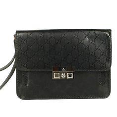Gucci Mens Clutch Bags 223651 Black [dl8750] - $164.89 : Gucci Outlet, Cheap Gucci online,Gucci UK