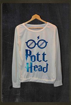 Harry Potter Pott Head Glasses Space Harry Potter by FourthSeason, $16.99