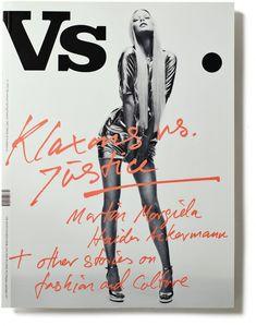 Vs magazine cover