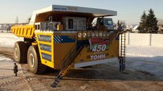 Belaz 75710: The gia