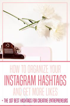 Organize Your Instag