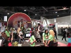 Take a LOOK at CROC Turbo Ion at the 2012 ISSE Long Beach, CA show. ProHairTools.com is an approved online retailer
