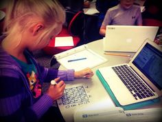 IdeaPaint in the classroom!