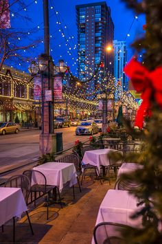 Denver Parade of Lights by Dave Dugdale,