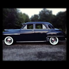 "1950 Plymouth ""Betty"""